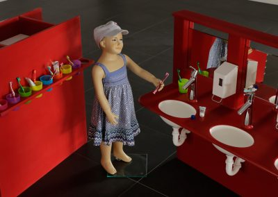 Kindergarten_Corian-Waschinsel1